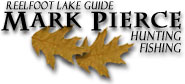 Reelfoot Lake hunting and fishing guide Mark Pierce