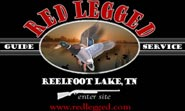 "Reelfoot Lake ""Red Legged"" Duck Guides"