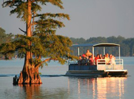 Reelfoot Lake Pontoon Cruises
