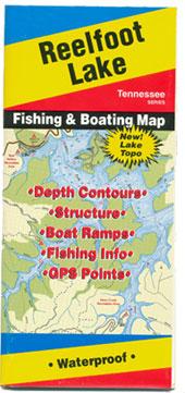 Reelfoot Lake Tennessee Map.Reelfoot Lake Map